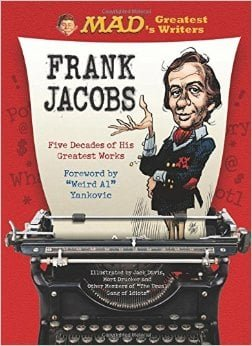 Mad's Greatest Writers: Frank Jacobs (Book) Review 4