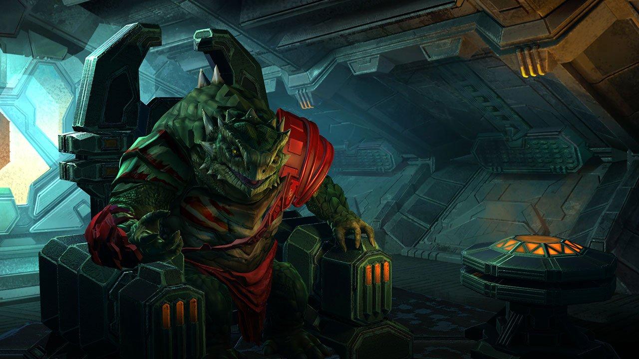 Wargaming Reviving Master of Orion