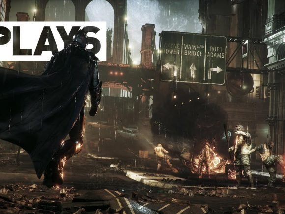 Let's Play: Batman: Arkham Knight