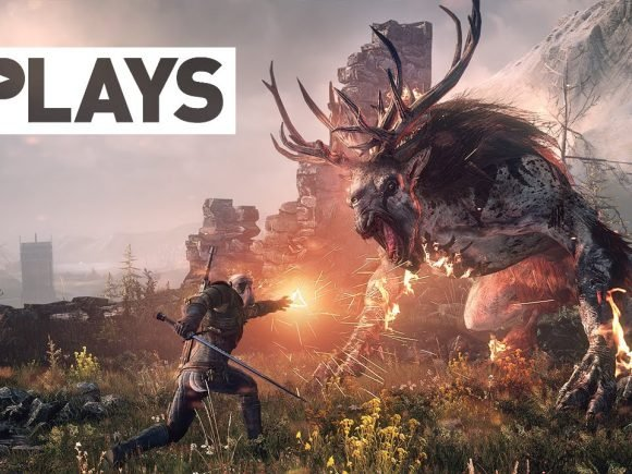 Lets Play: The Witcher III - 2015-06-09 16:12:24