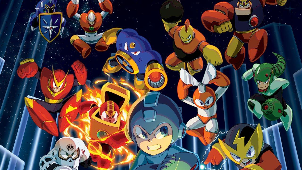 Capcom Announces Mega Man Legacy Collection and Confirms E3 Lineup - 2015-06-08 11:10:47