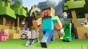 Minecraft Trains Robots to Problem Solve - 2015-06-09 15:56:49