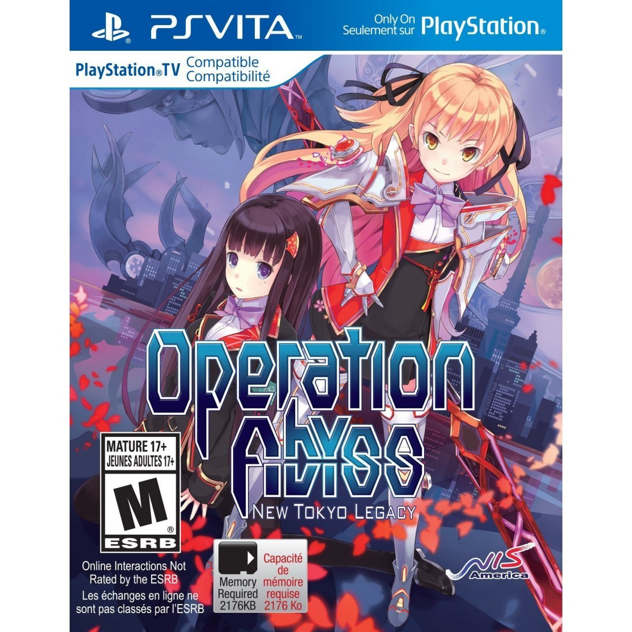 Operation Abyss: New Tokyo Legacy (Vita) Review 2