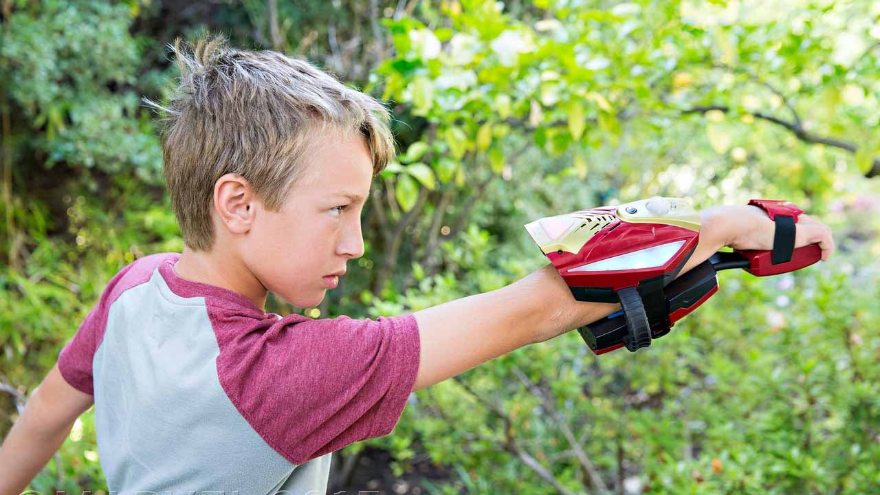 Playmation Brings Technology to Imagination