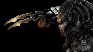 Predator Breaks Bones in MKX Gameplay Video