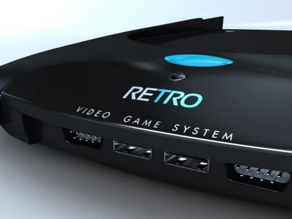 RETRO VGS: An All New Classic Console 5