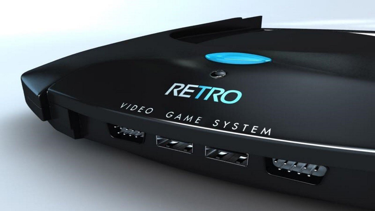 RETRO VGS: An All New Classic Console - 2015-06-05 15:25:30