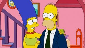 Homer and Marge are Splitting After 26 Years