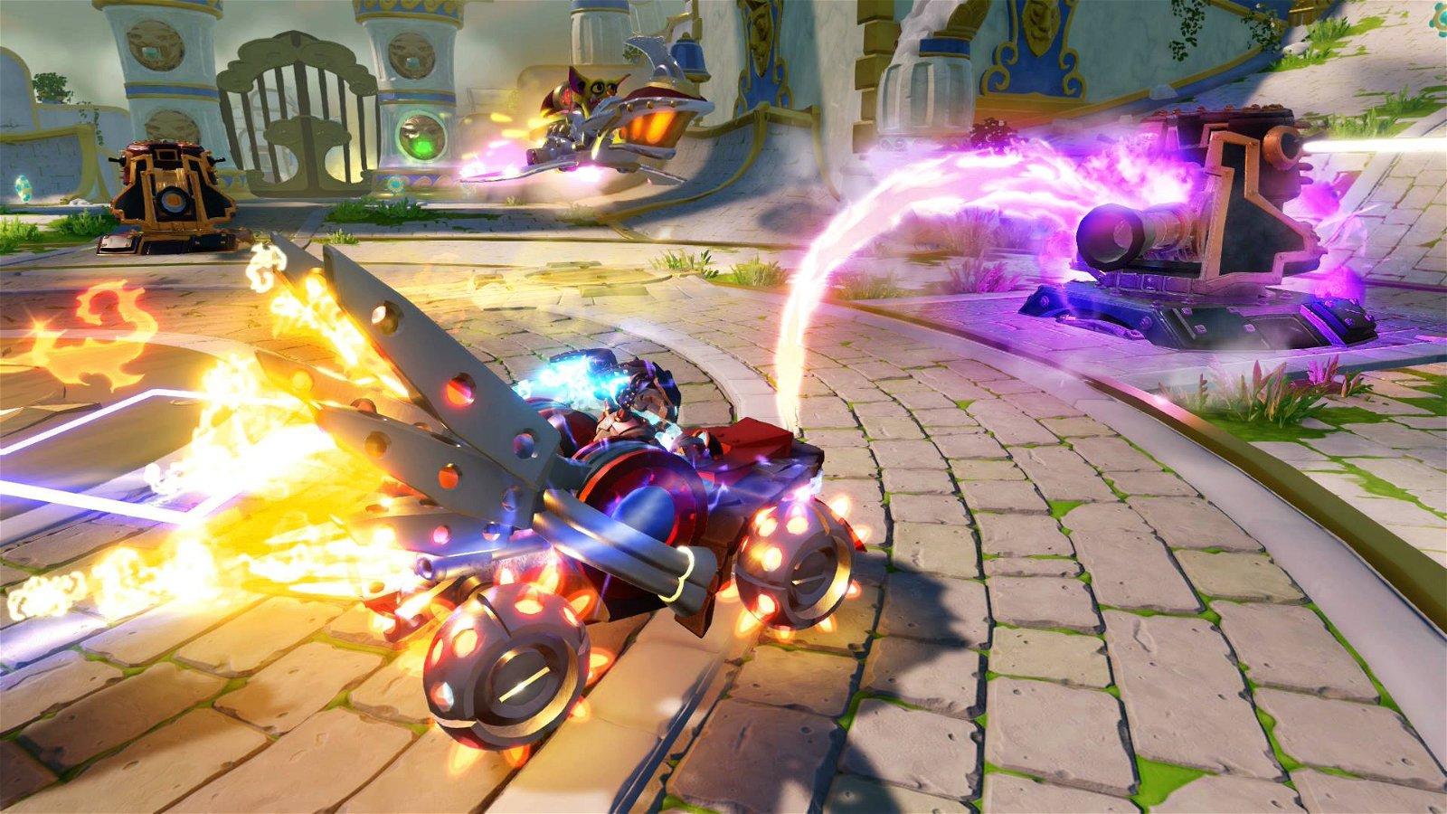 Skylanders Superchargers Preview: Doomstation Of Ultimate Doomstruction 6