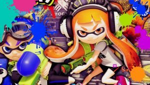 Splatoon: Inklings Takeover the Eaton Centre 1