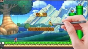 Hands On With Super Mario Maker