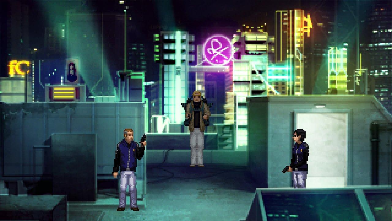 Technobabylon (PC) Review 1