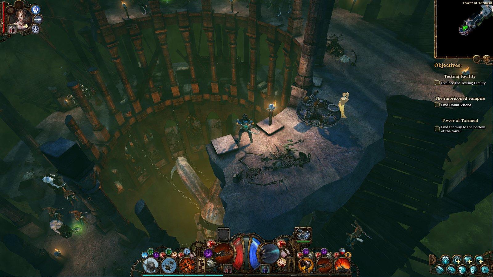 The Incredible Adventures Of Van Helsing Iii (Pc) Review 2