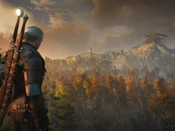 The Weather and The Witcher 6