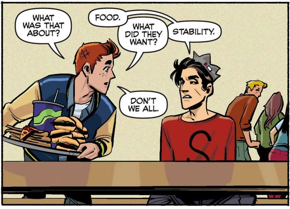 Archie Reboot 2