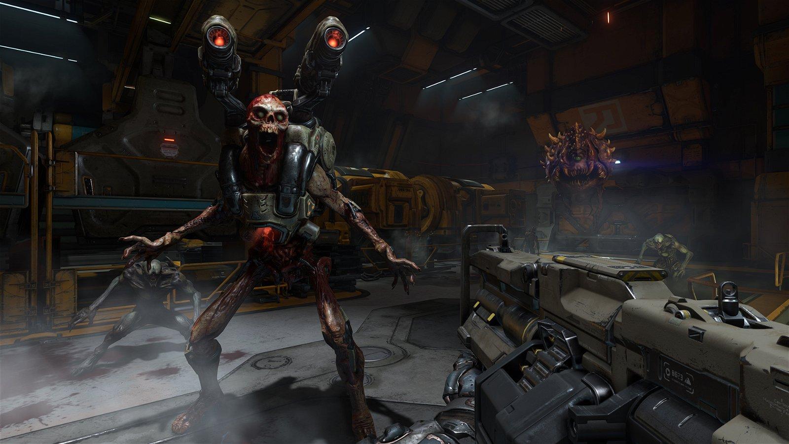 New Screenshots From Doom - 2015-07-24 12:43:59