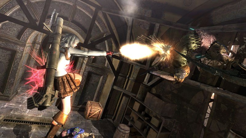 Devil May Cry 4 Special Edition (Xbox One) Review 4
