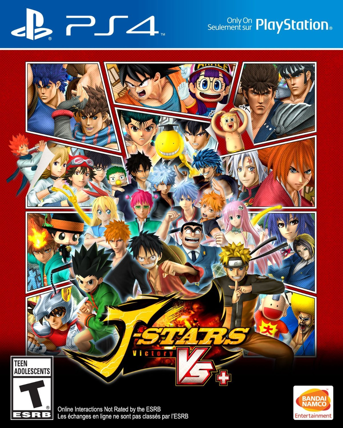 J-Stars Victory VS+ (PS4) Review 10