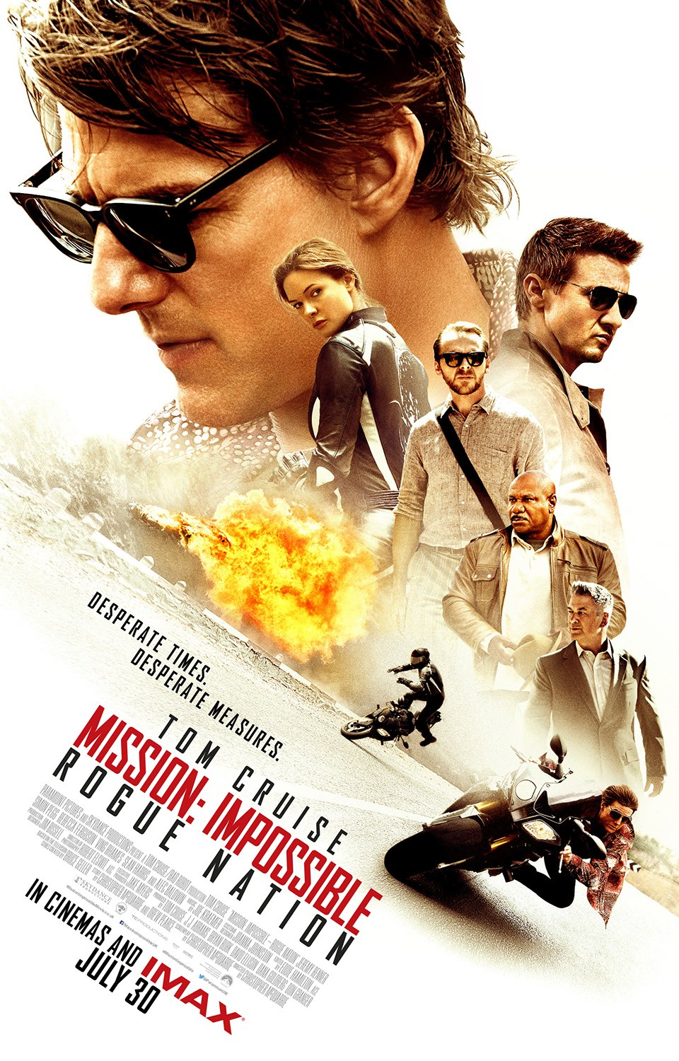Mission: Impossible: Rogue Nation (Movie) Review 7