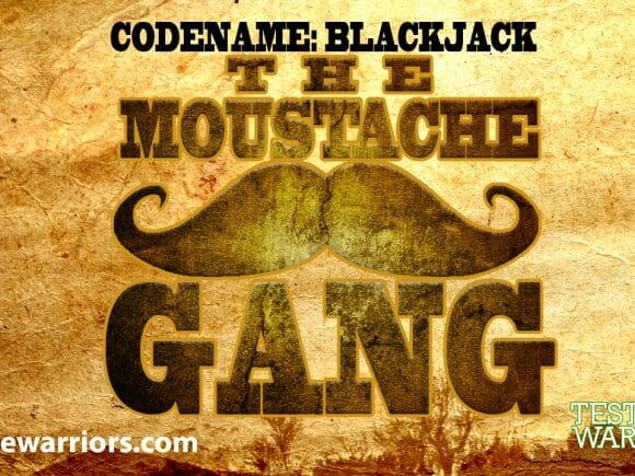 Codename: Blackjack - The Moustache Gang - Episode 02