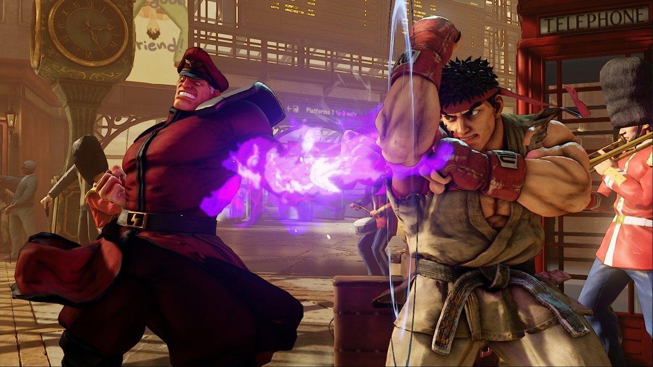 Street Fighter V Beta Delayed 1