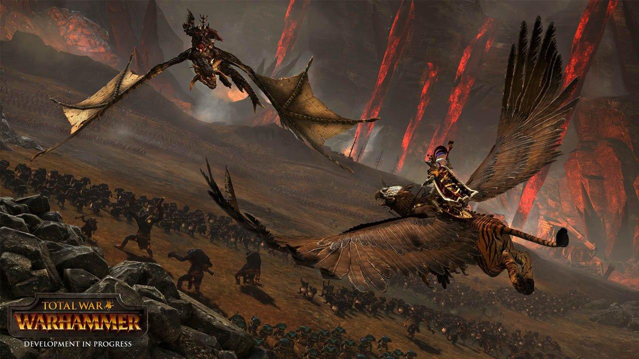 Total War: Warhammer In-Engine Trailer Released - 2015-07-17 14:10:17