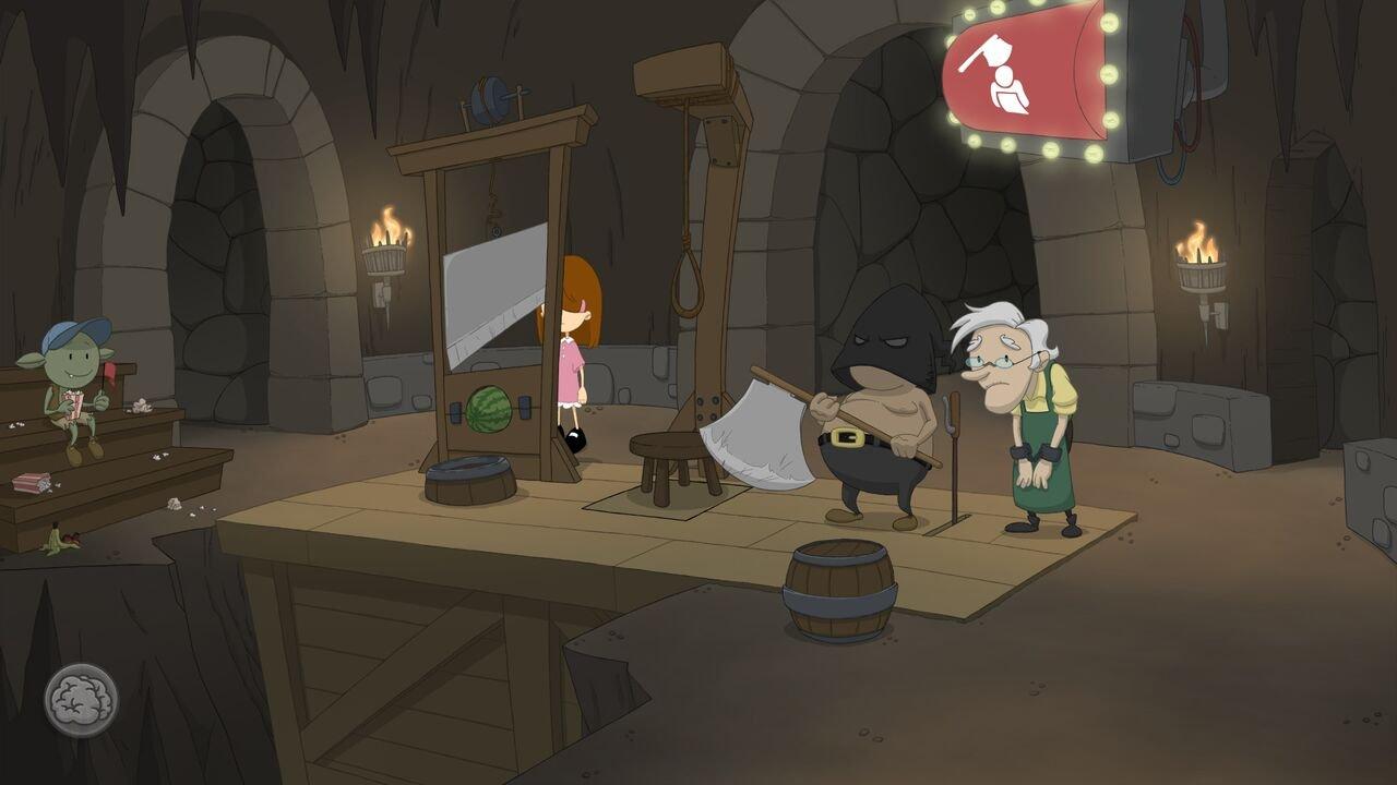 Anna's Quest (Pc) Review 3