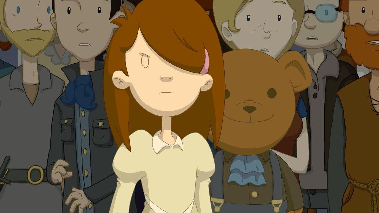 Anna's Quest (PC) Review 5