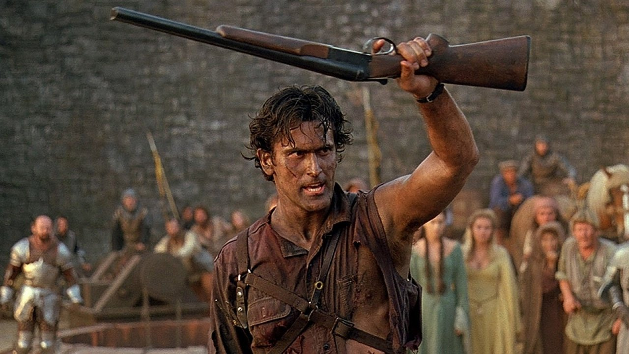 Bruce Campbell is Back as Ash
