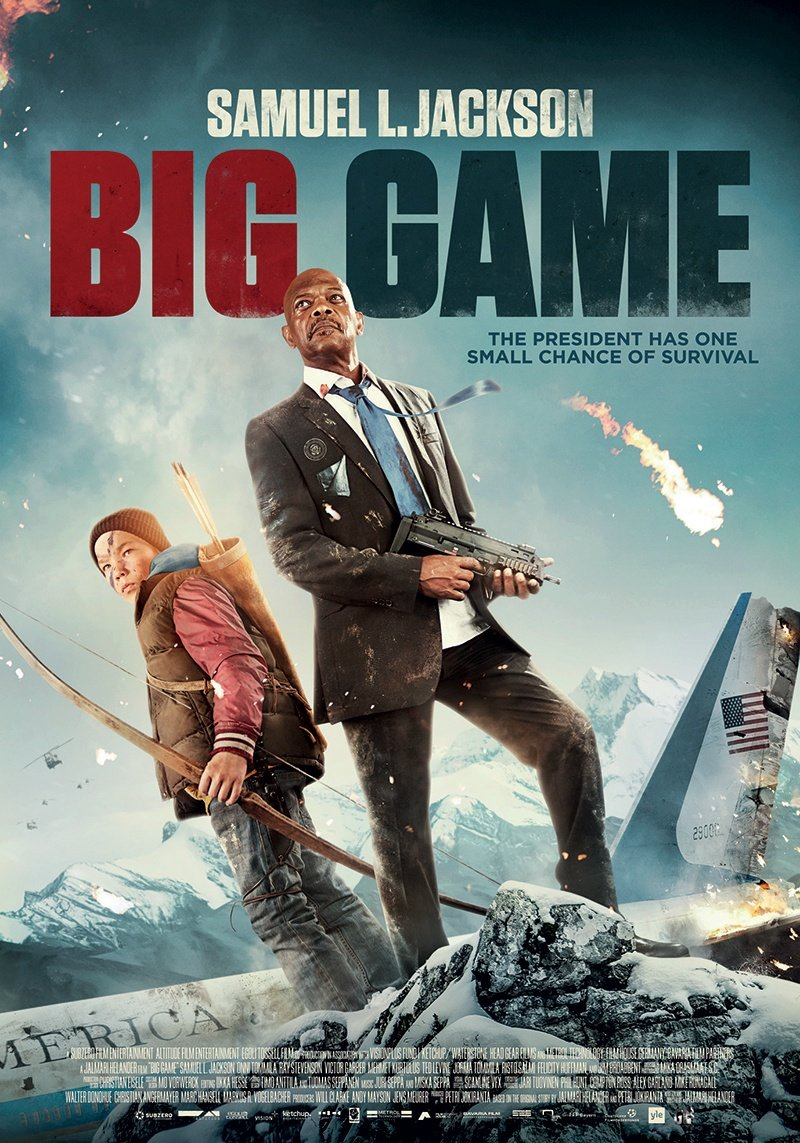 Big Game (Movie) Review 2