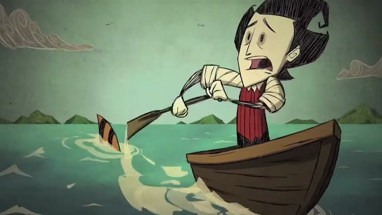 Don't Starve 'Shipwrecked' Expansion Coming 1