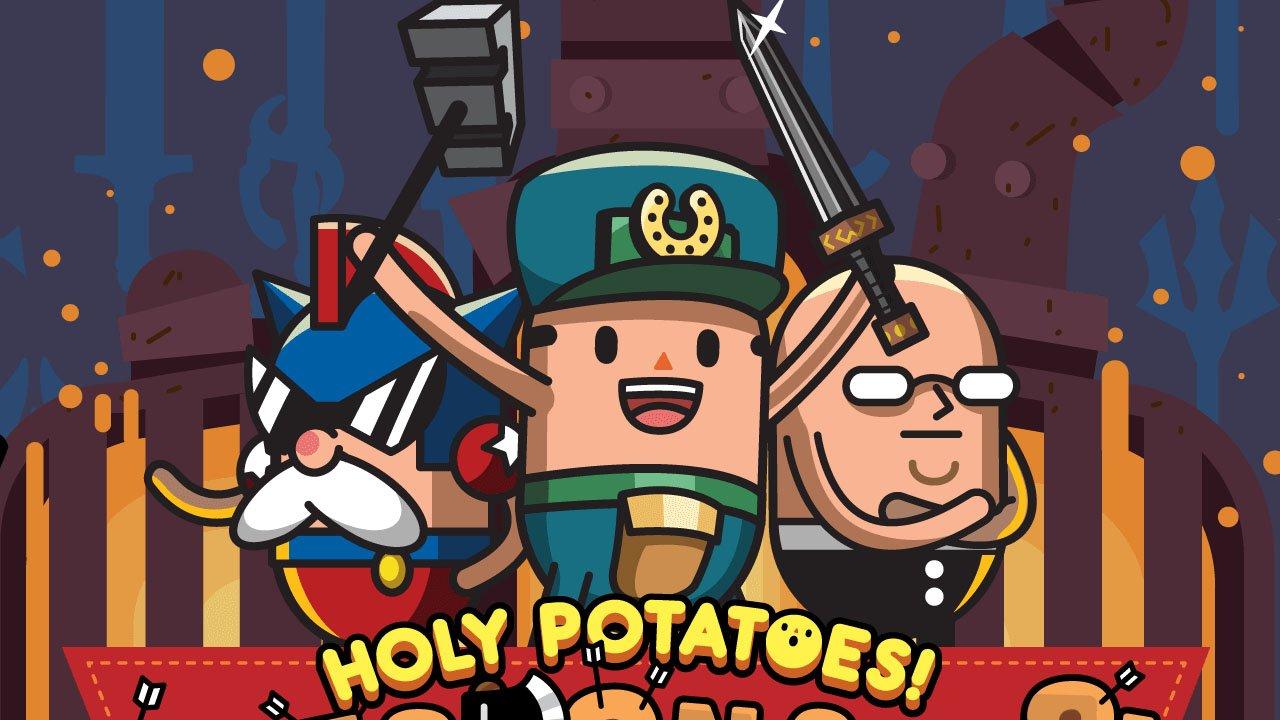 Holy Potatoes! A Weapon Shop?! (PC) Review 10