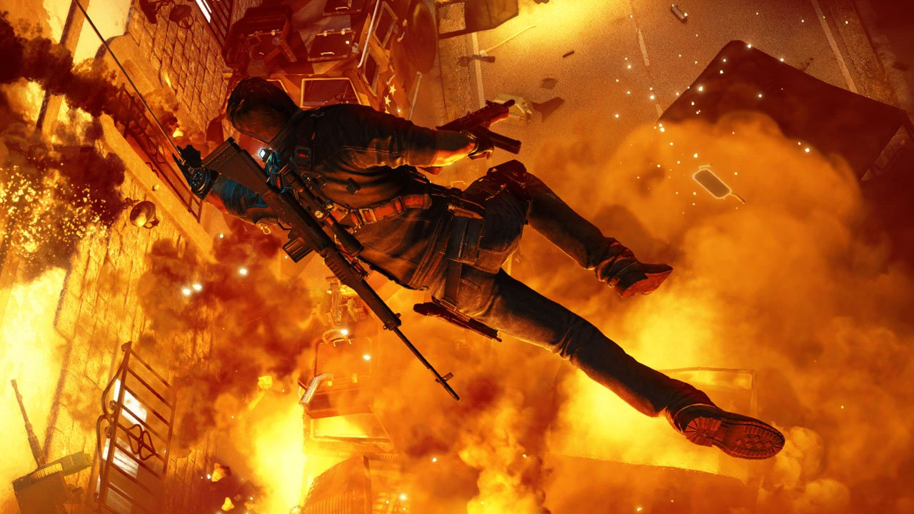 The Symphony of Destruction in Just Cause 3 10