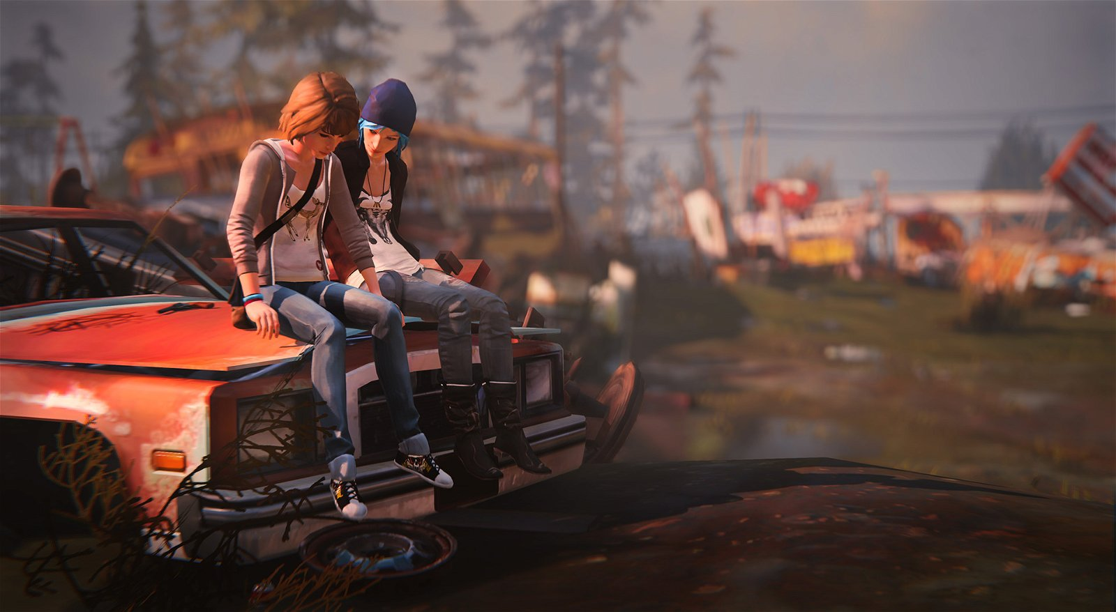 Dontnod Tackles Deep Themes With a Purpose in Life is Strange 4