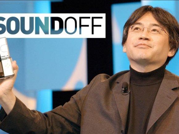 Remembering Satoru Iwata - Sound Off - 2015-07-14 14:56:22