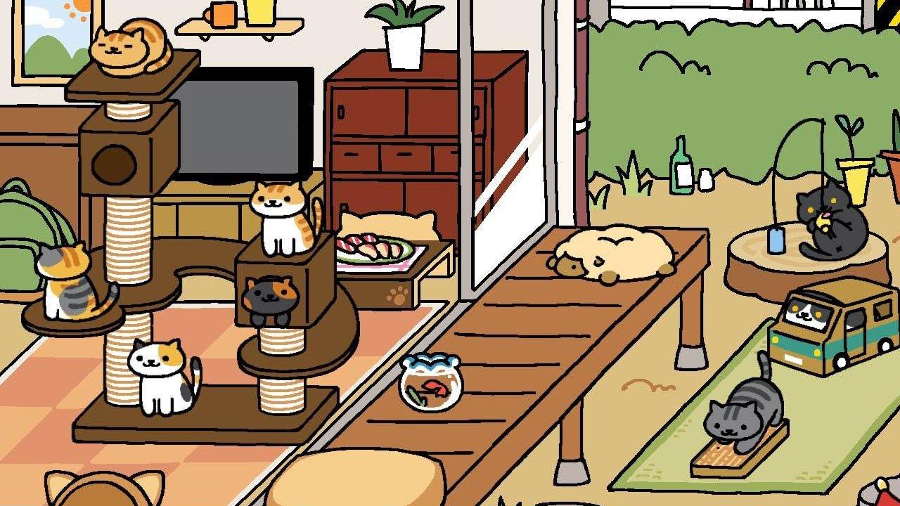 Neko Atsume: Why I'm the Office Cat Lady
