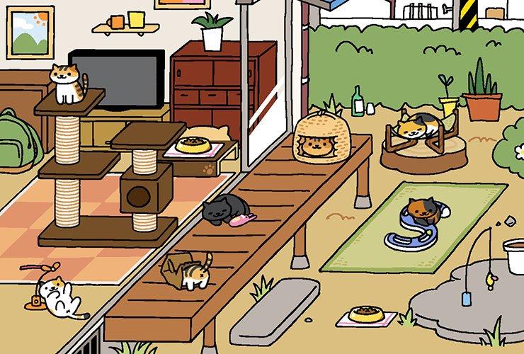 Neko Atsume: Why I'm The Office Cat Lady 2