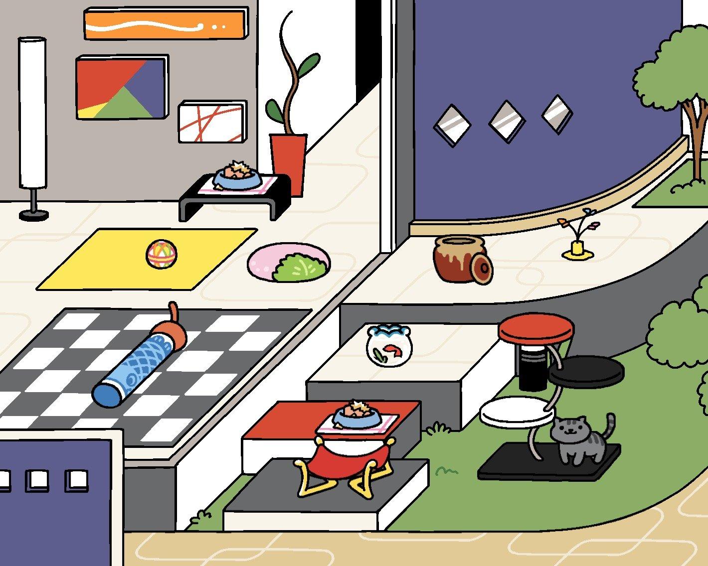 Neko Atsume: Why I'm The Office Cat Lady 1