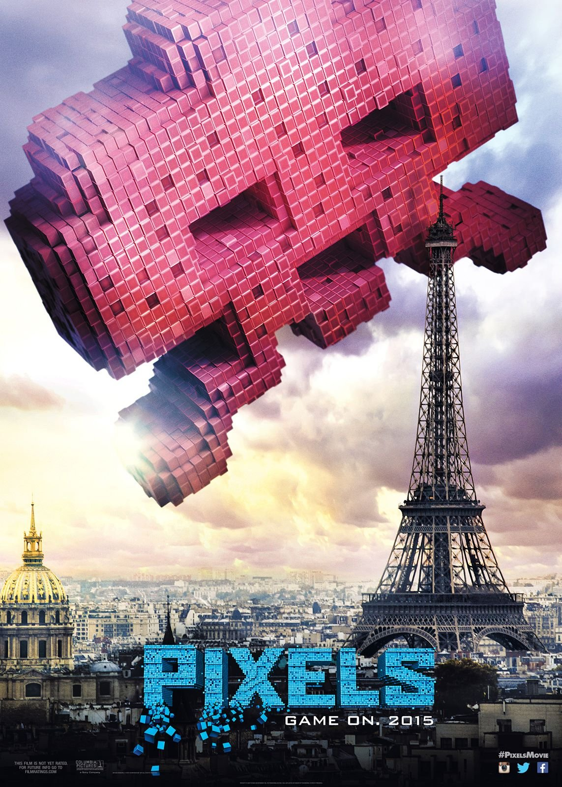 Pixels (Movie) Review 7
