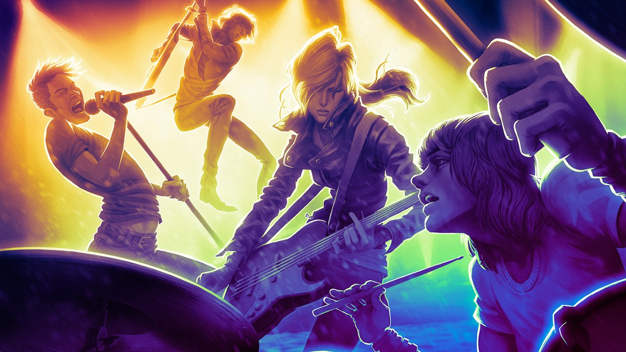 Rock Band 4 Has Taught Me How to Love Again