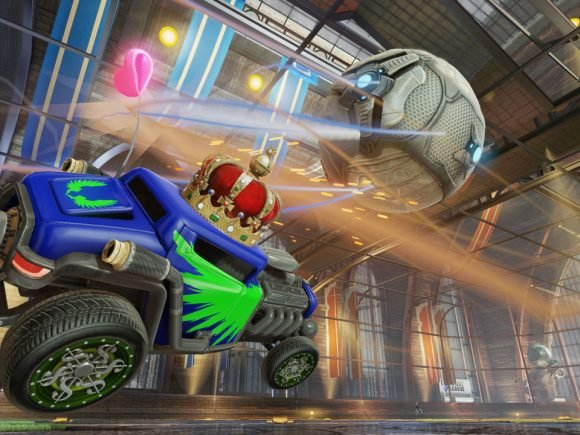 Rocket League and Casual Sports Games 6