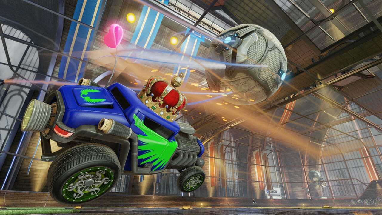 Rocket League and Casual Sports Games - 2015-07-24 13:36:11