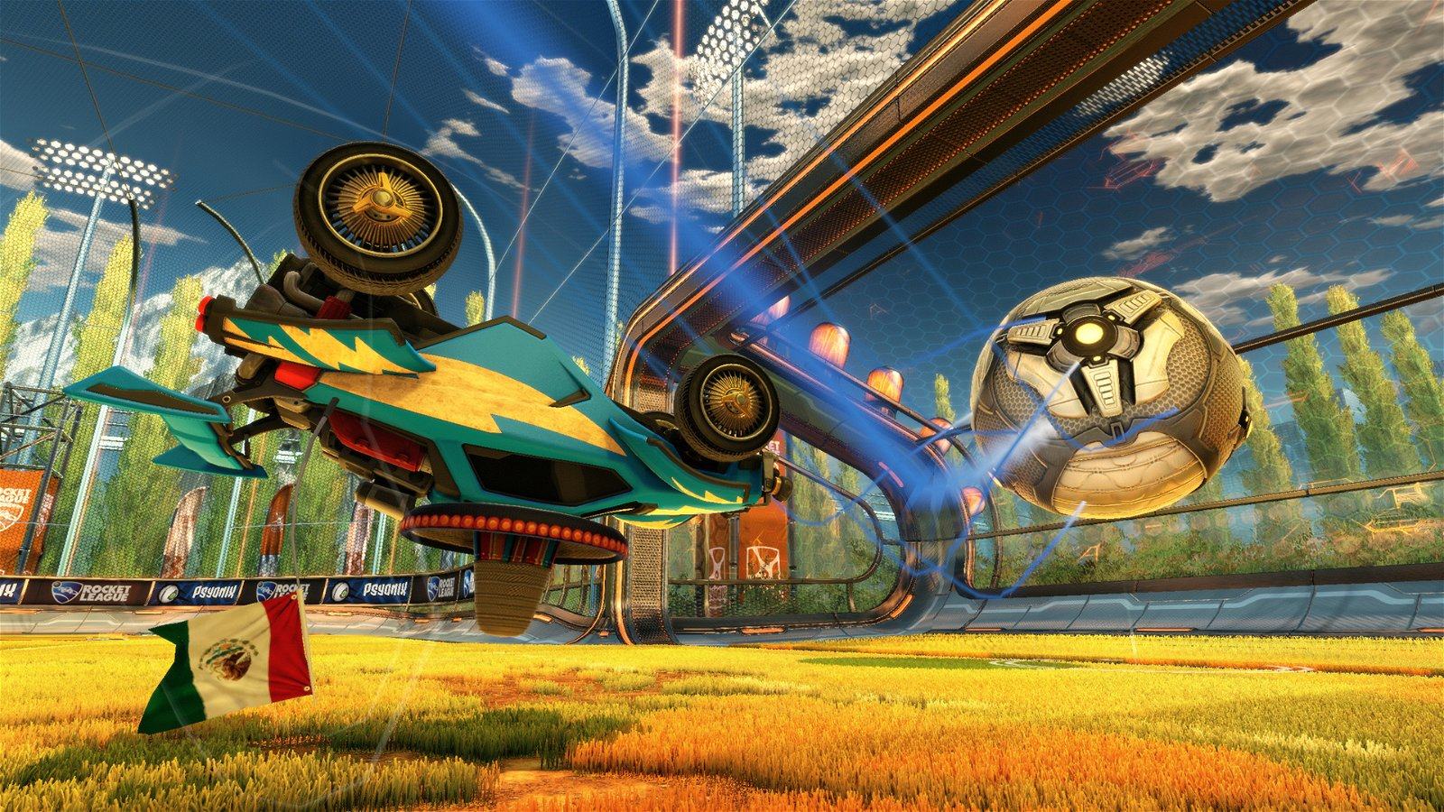 Rocket League And Casual Sports Games 1