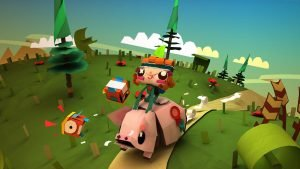 Papercraft Yourself an Adventure with Tearaway Unfolded