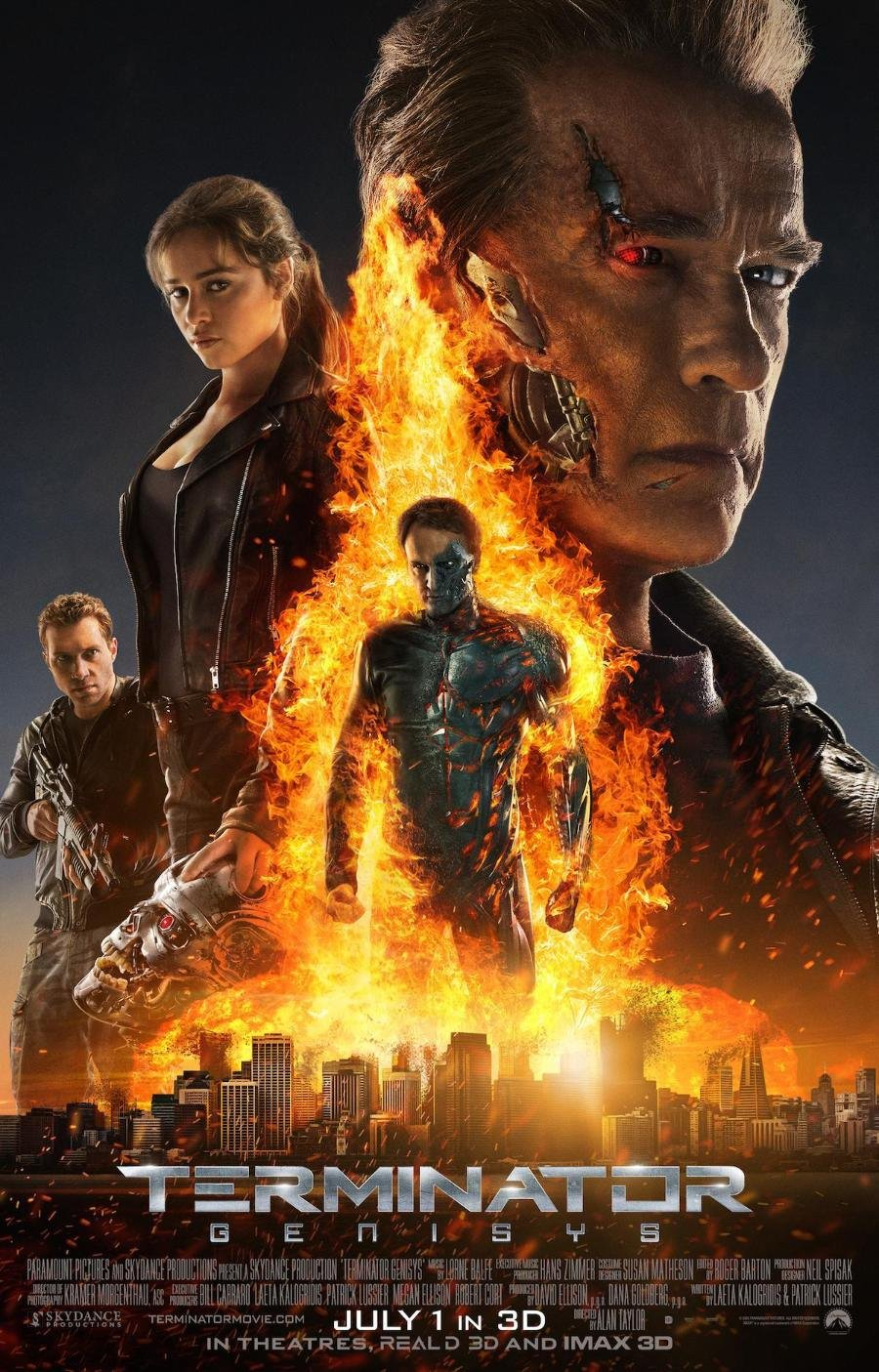 Terminator Genisys (Movie) Review 5