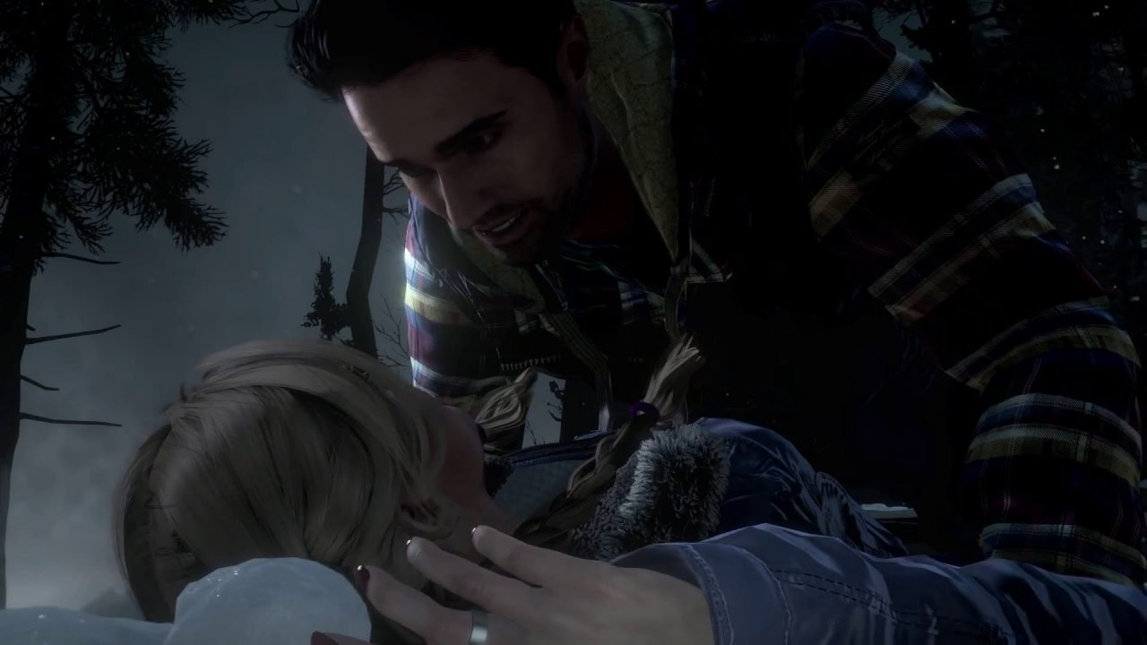 Until Dawn Gameplay Preview - 2015-07-27 09:46:23