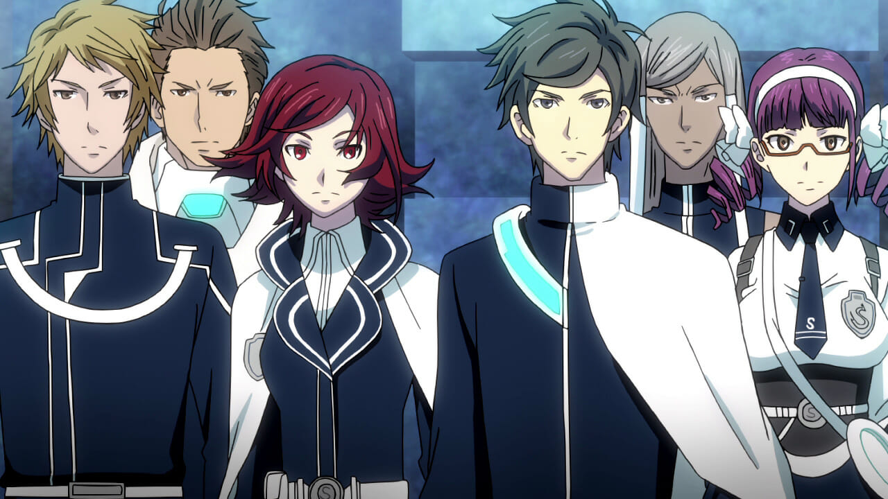 Lost Dimension (PS Vita) Review 1