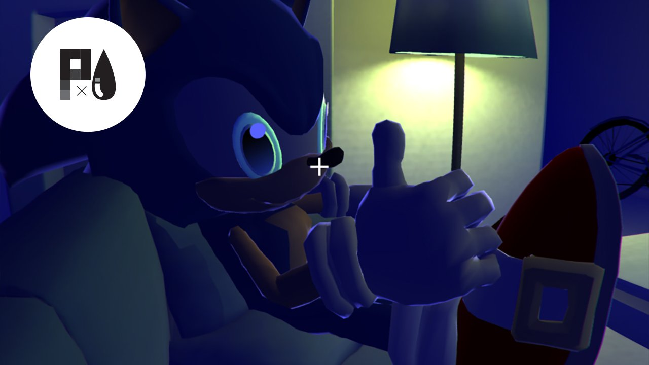 Pixels & Ink #167 - Sonic Nightmares - 2015-08-14 14:00:41