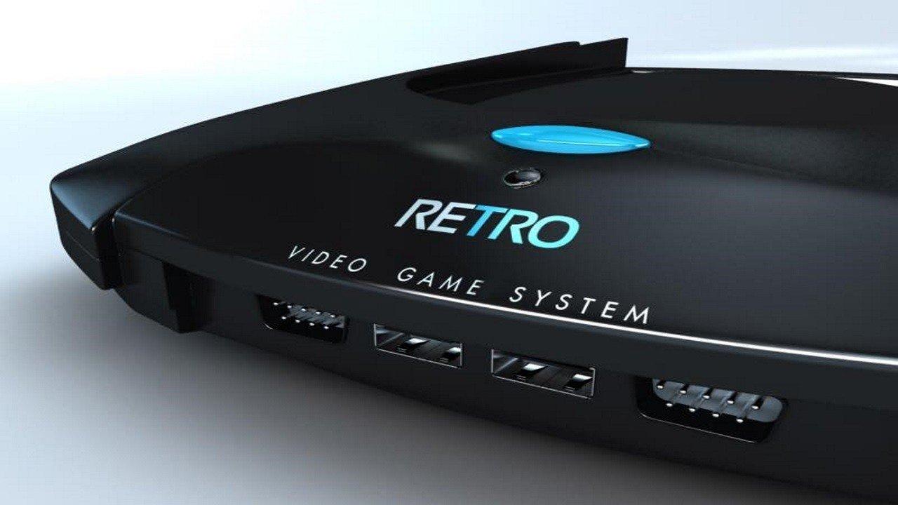 RETRO VGS Kickstarter Date Announced - 2015-08-13 11:11:49