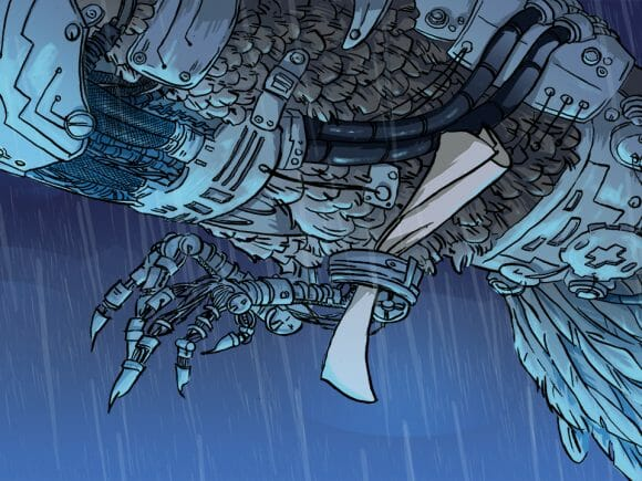 The Return Of Cyberpunk 15